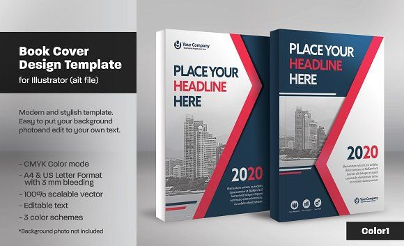 Book Cover Template 14 | Pinterest | Fonts