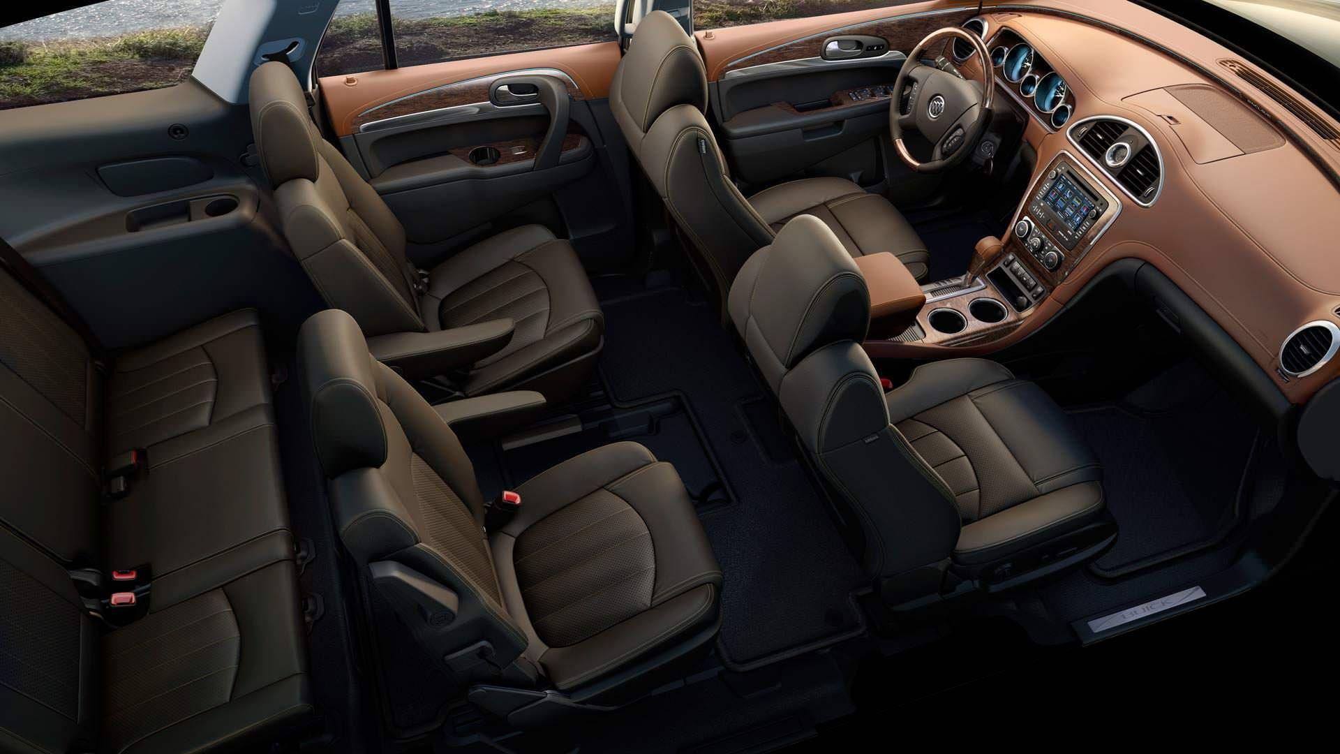2014 Buick Enclave Luxury Crossover Suv Interior Photos Hustoncadillacbui Buick Crossover Enclave In 2020 Buick Enclave Crossover Suv Luxury Crossovers