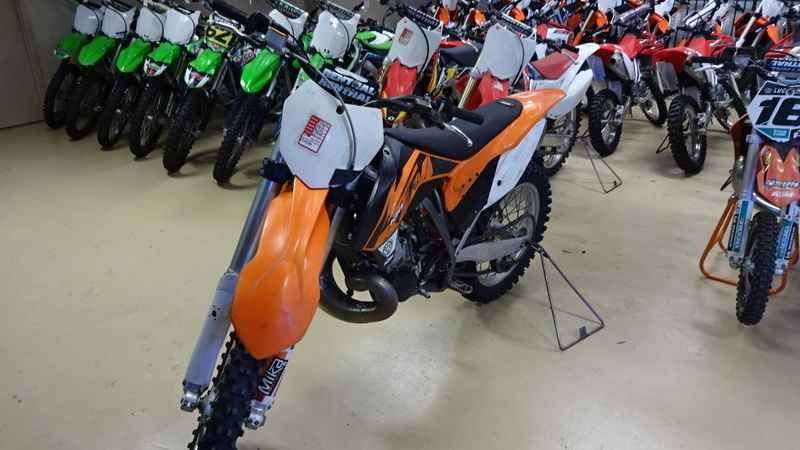2013 Ktm Sx 250 Ktm Motorcycles For Sale Motorcycle