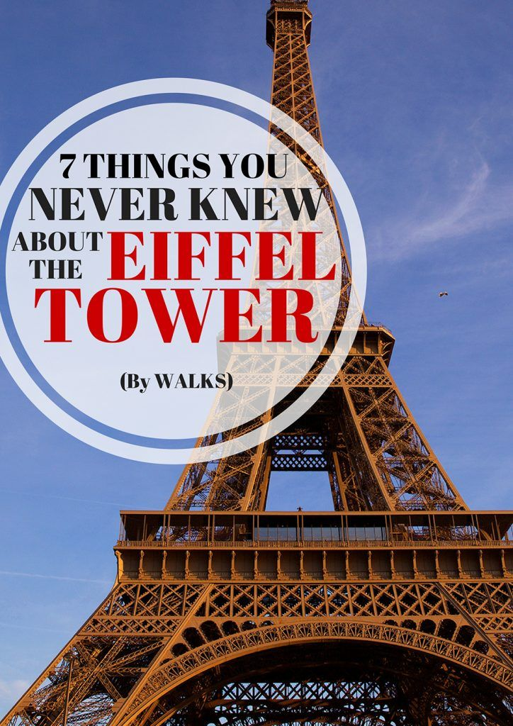 The Eiffel Tower has one of the strangest and most interesting histories of any monument in the world. Find out why you should see it and how to skip the longs lines.