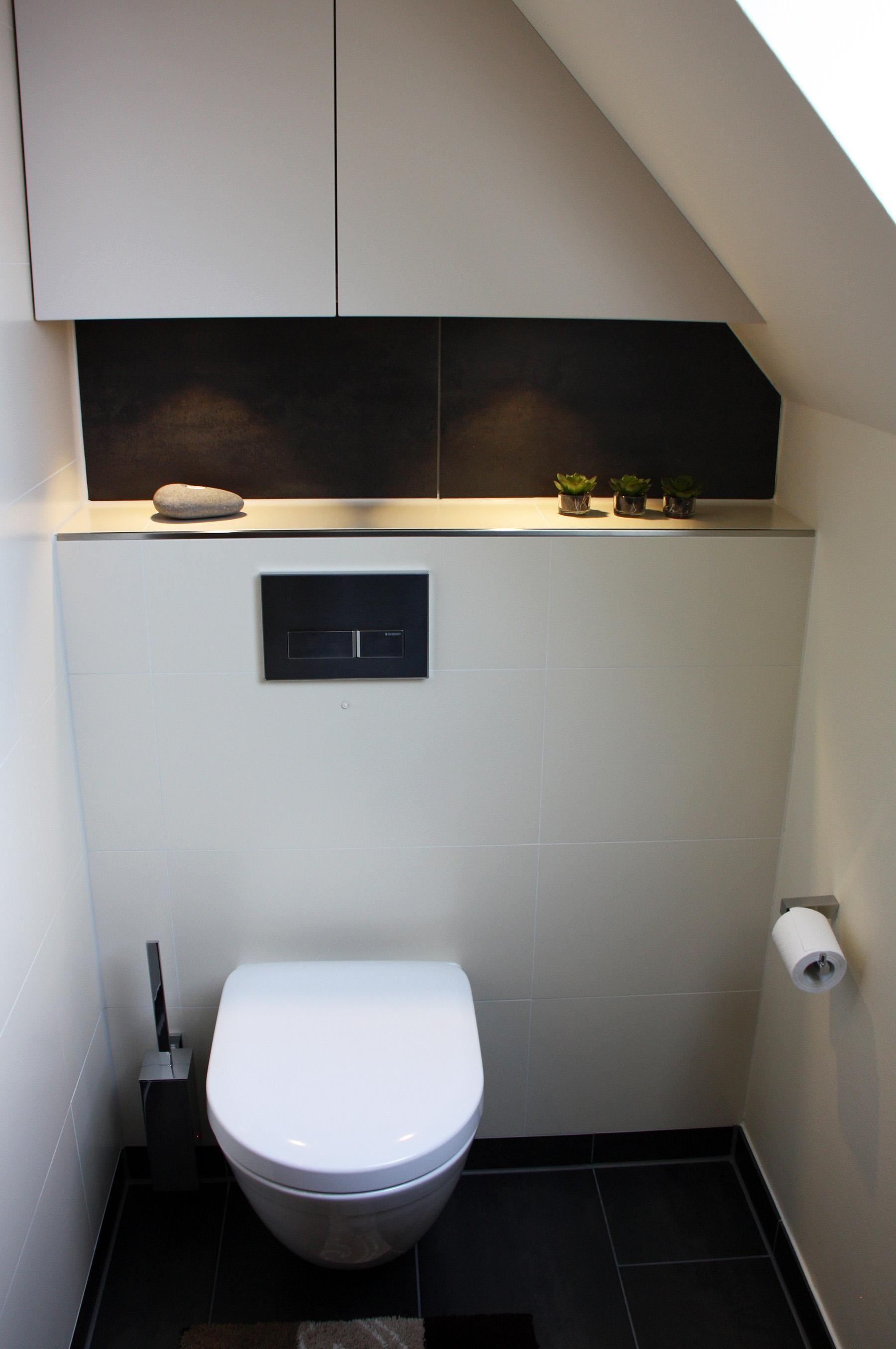 Vormauerung Bilder Ideen Badezimmer Dachgeschoss Badezimmer