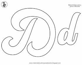 Material Educativo Abecedario Moldes Mayúsculas Y Minúsculas Para Imprimir Molde Letra M Molde Letras Feltro Letras Do Alfabeto Para Impressão