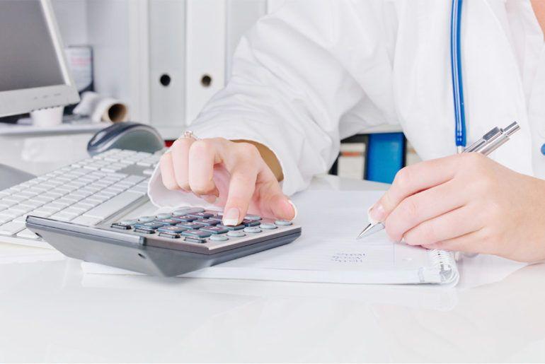 Medical billing services flat fee vs percentage based in