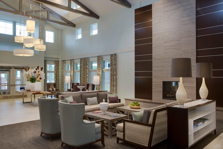 Senior Living Designed By Faulkner Design Group Lobby Entrance Luxury Faulkne Senior Living Design Senior Living Interior Design Senior Living Facilities