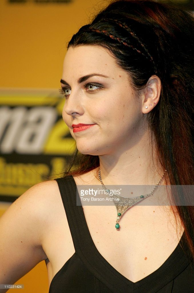 2004 MTV European Music Awards - Press Room   Musicians   Amy lee