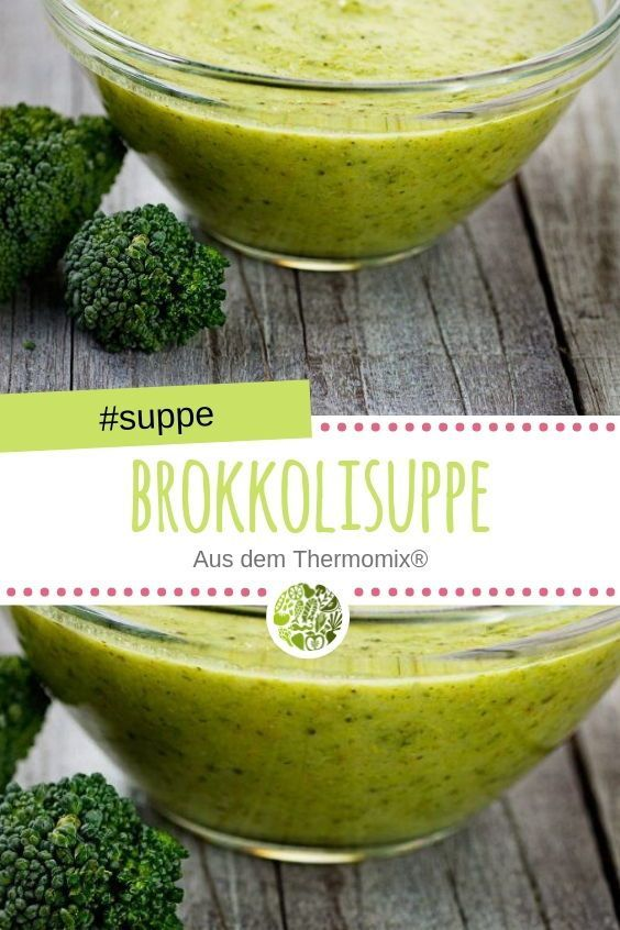 Photo of Broccoli soup from Thermomix®