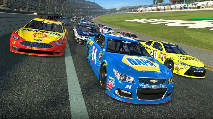 Daytona Experience Coming To Real Racing 3 Real Racing Nascar