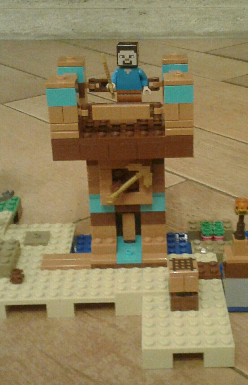 Torre Dell Arciere Lego Minecraft Minecraft Lego