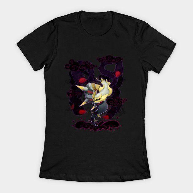 Giratina Origin Womens T-Shirt