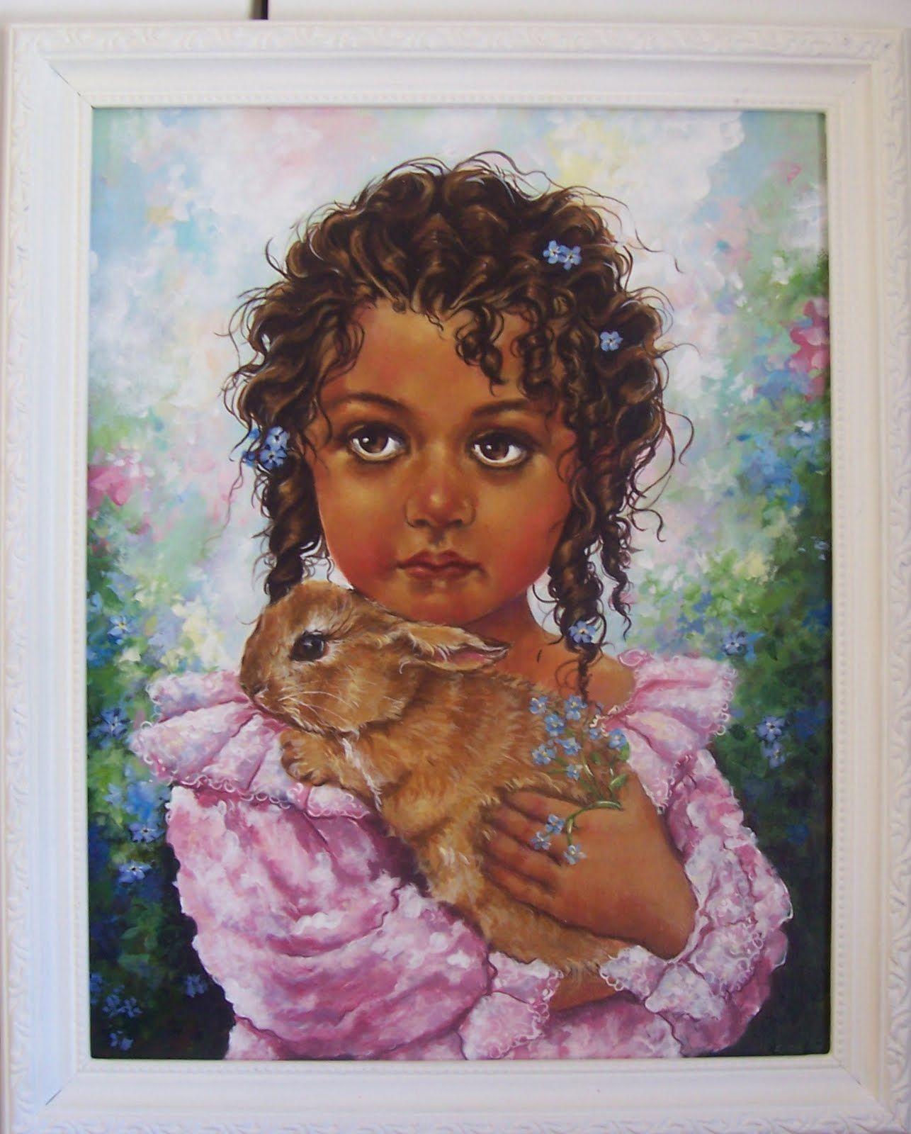 Jonny Petros Rabbit Girl http://jonnypetros.blogspot.com/