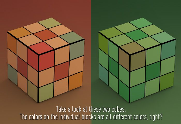 In Living Color | Brain Games | National Geographic Channel | Hmmm ...