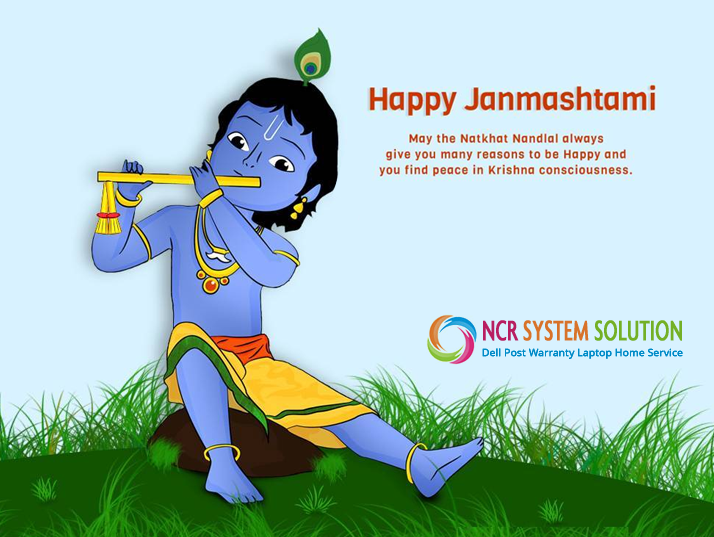 May The Divine Grace Of Lord Krishna Be With You Today And Always Happy Krishna Janmashtami Happy Janmashtami Reasons To Be Happy Happy