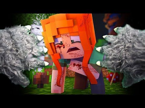 Realistic Minecraft Alex Kills Steve Youtube Minecraft