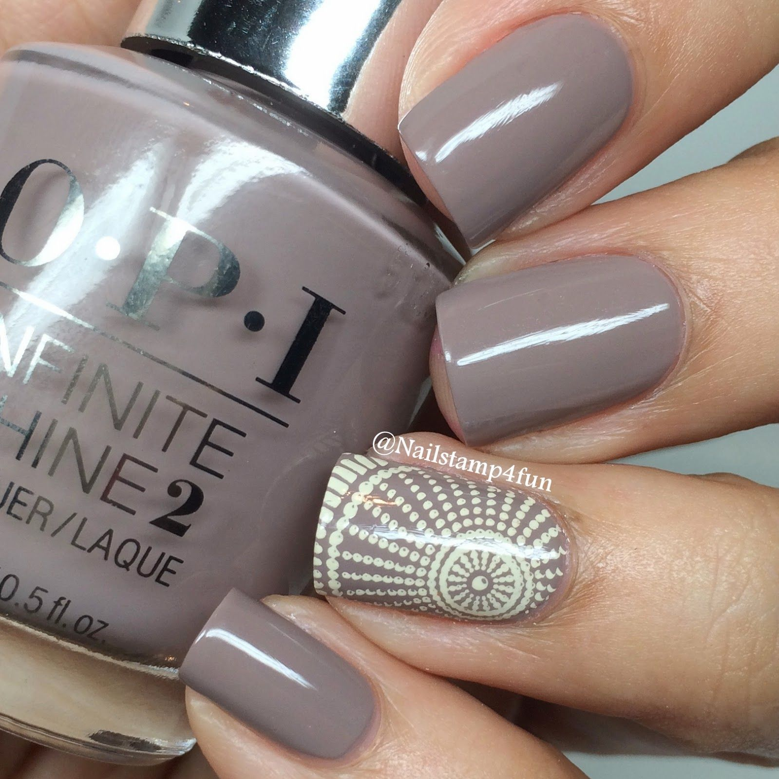 Staying Neutral - OPI Infinite Shine | Nails | Pinterest | Esmalte ...