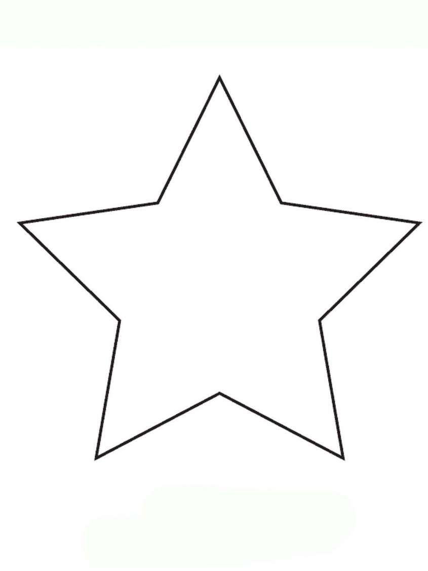 Dibujos geom tricos para ni os fotos dibujos dibujo de for Stelle da colorare per bambini