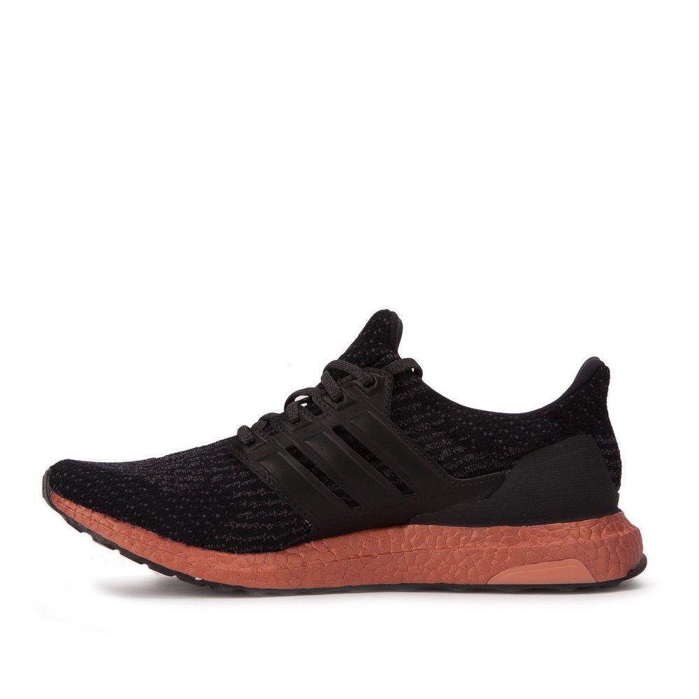 New Adidas Ultra Boost 3 0 Triple Black Tech Rust Bronze Cg4086 Adidas Runningcrosstraining Ultraboost Mytopsportshouse