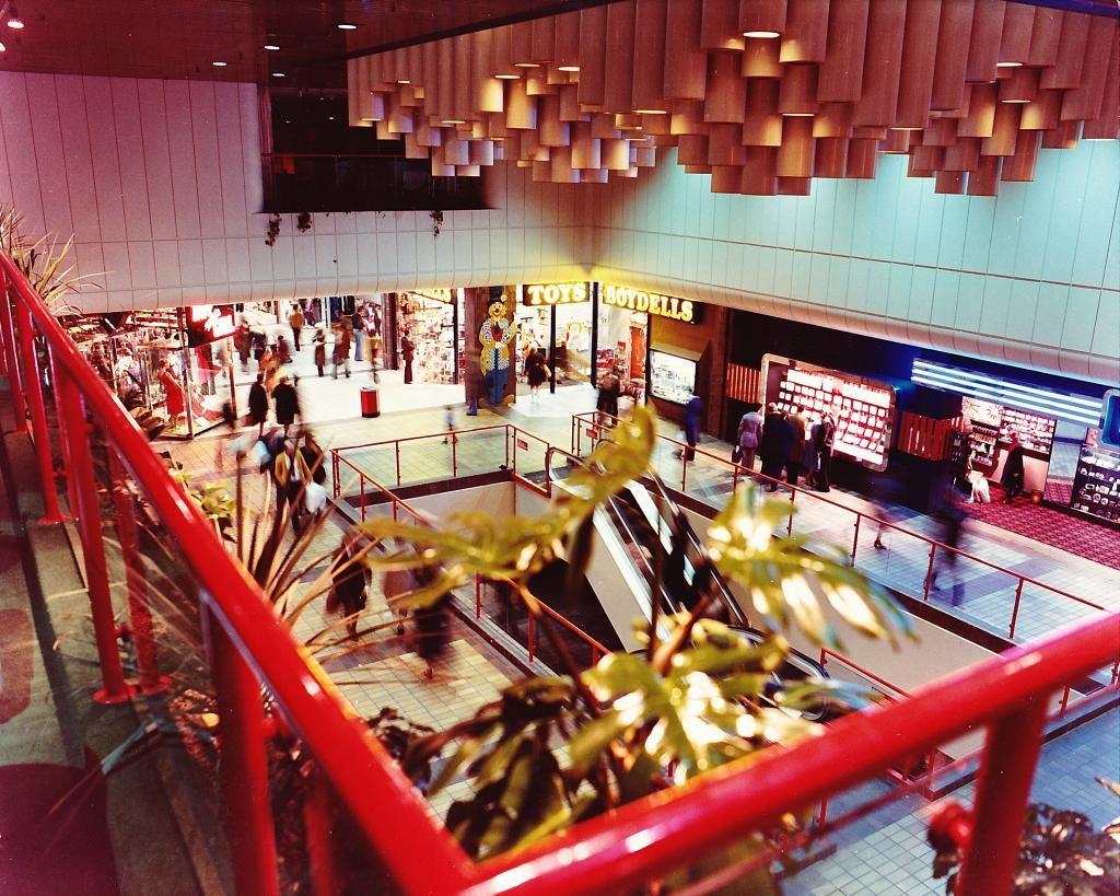 shoe shops in eldon square
