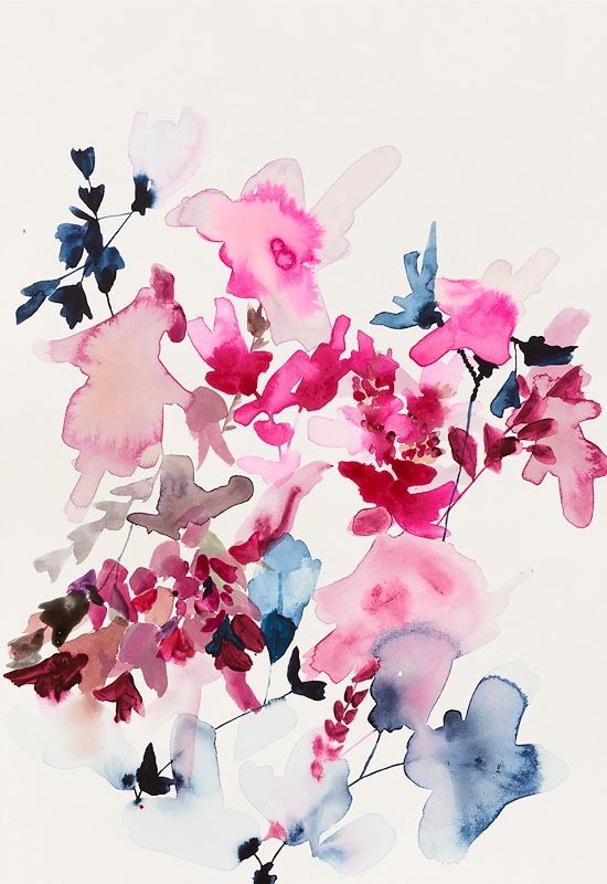 Image of Wildflower Study - 2 JUST ADDED TO SHOP