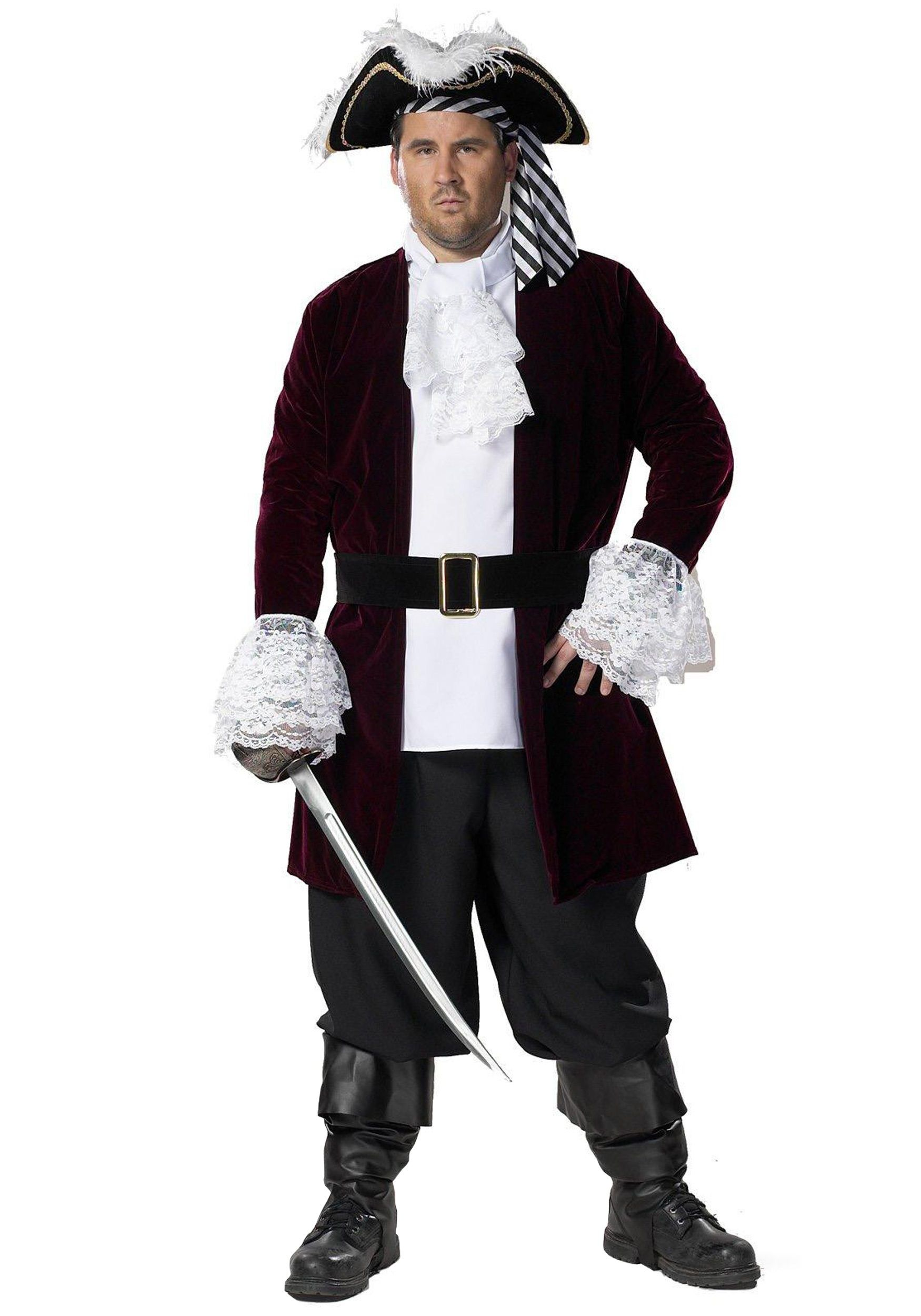 Adult Male Pirate Costumes | Pirate Costume Ideas Authentic Pirate ...