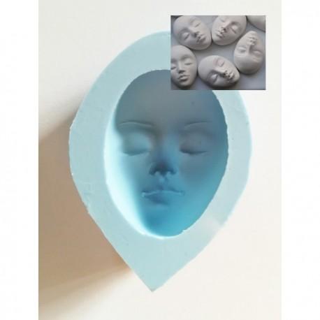 Formy Silikonowe A002 Silicone Molds Novelty Fimo