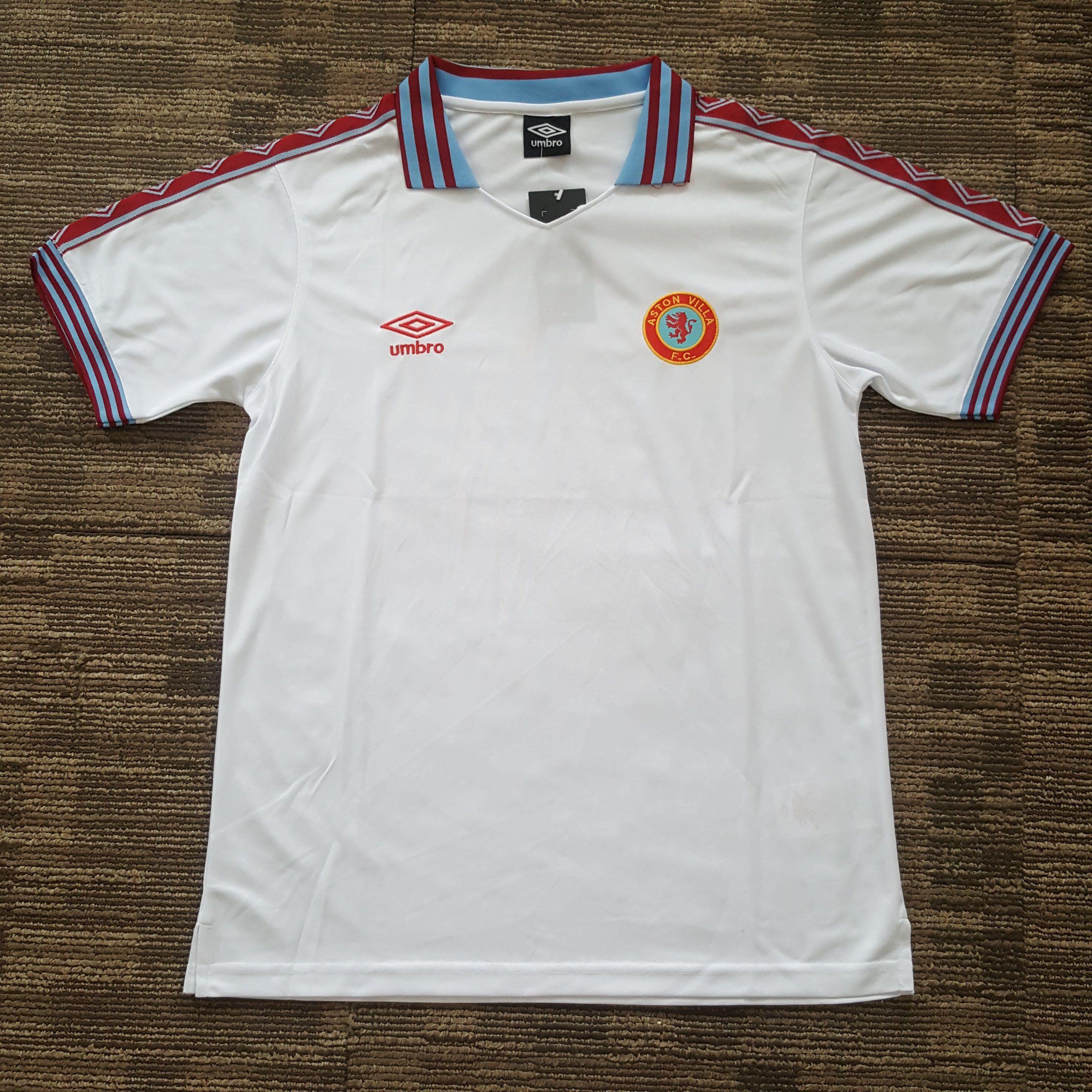 1980 aston villa away shirt in 2020 aston villa classic