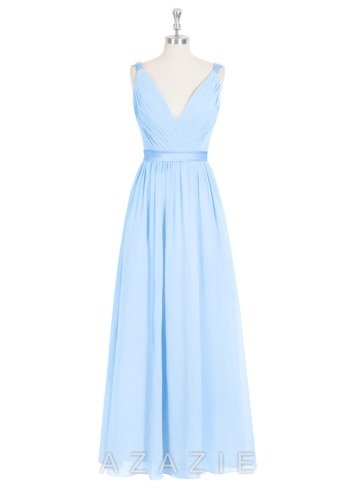 8e17efe2e0 Shop Azazie Bridesmaid Dress - Leanna in Chiffon. Find the perfect  made-to-order bridesmaid dresses for your bridal party in your favorite  color