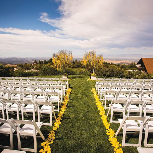 Outdoor Wedding Ceremony Whitby: 40 Ways To Decorate Your Ceremony Aisle