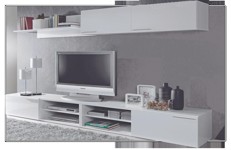Salón moderno a muy buen precio, disponible en ceniza y blanco ...