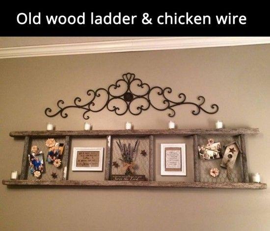 Superior Ladder And Chicken Wire