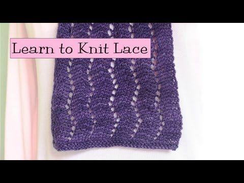 Ten Stitch Blanket Tutorial - YouTube | KNITTING | Pinterest ...
