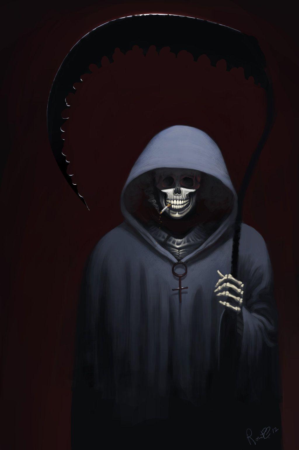 Reaper of Souls by RobertCopu.deviantart.com on @deviantART