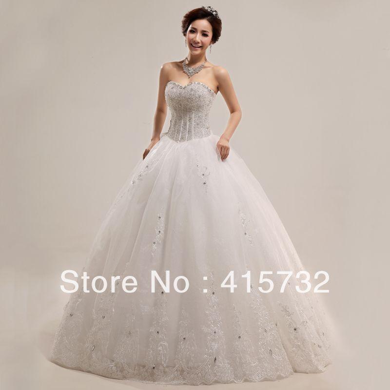 Vestidos de boda on AliExpress.com from $130.0