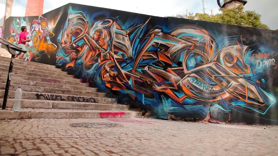 Sofles Street Art Street Artists Graffiti Art