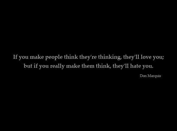 sad thinking quotes