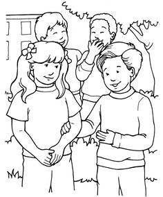 Telling Others About Jesus Coloring Page Jesus Coloring Pages