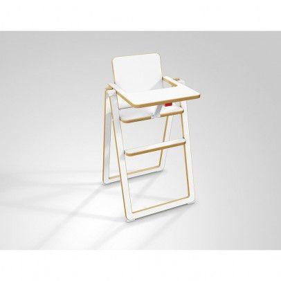 Chaise Haute Supaflat Blanc Supaflat Puericulture Smallable Chaise Haute Chaise Haute Pliante Chaise