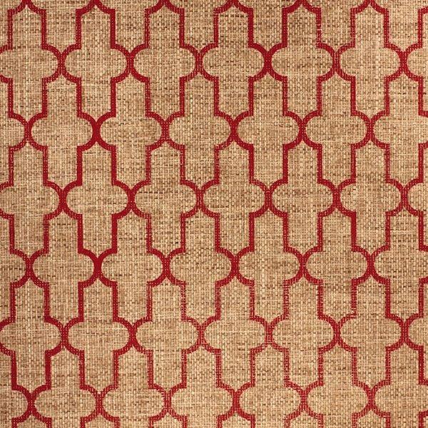 Phillip Jeffries Simply Seamless Wallpaper: Pattern Wallpaper, Colorful Interior