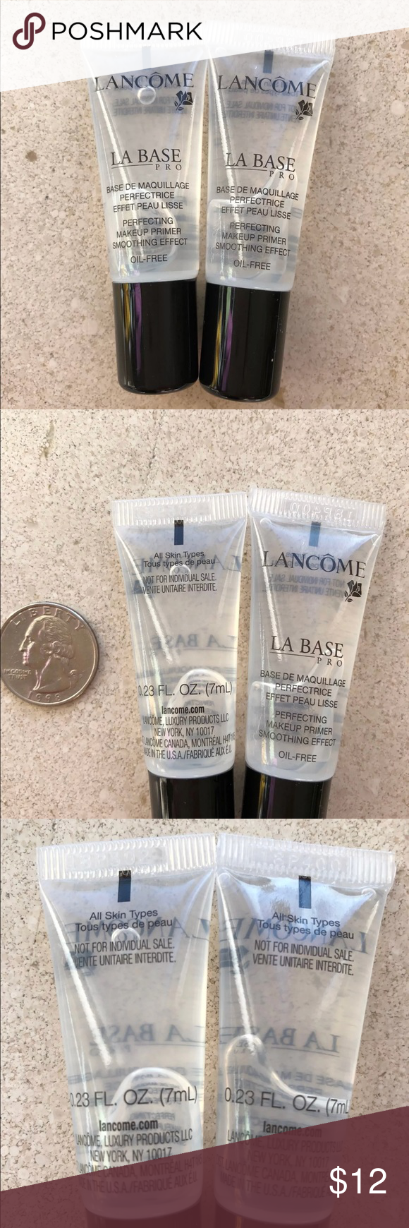 Lancôme La base Pro Makeup Primer MINI DUO 💕 2 Lancôme La