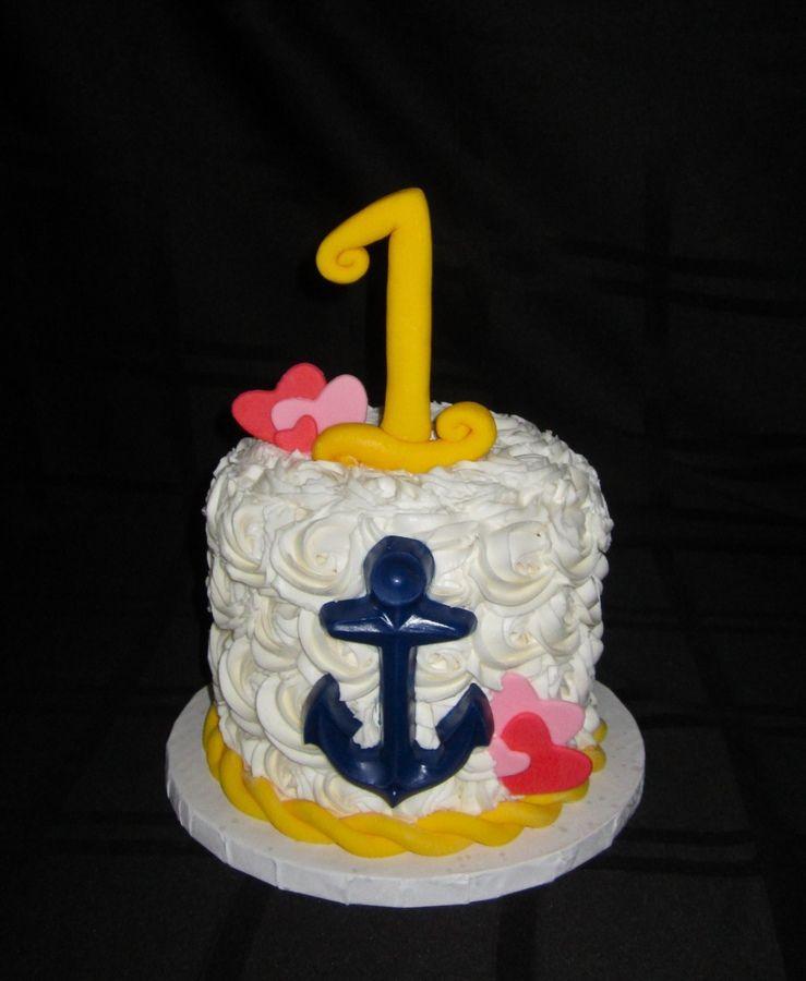 Anchor Smash Cake Cake Smash Cake Smash Cake Boy