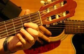 instrumento musical violão
