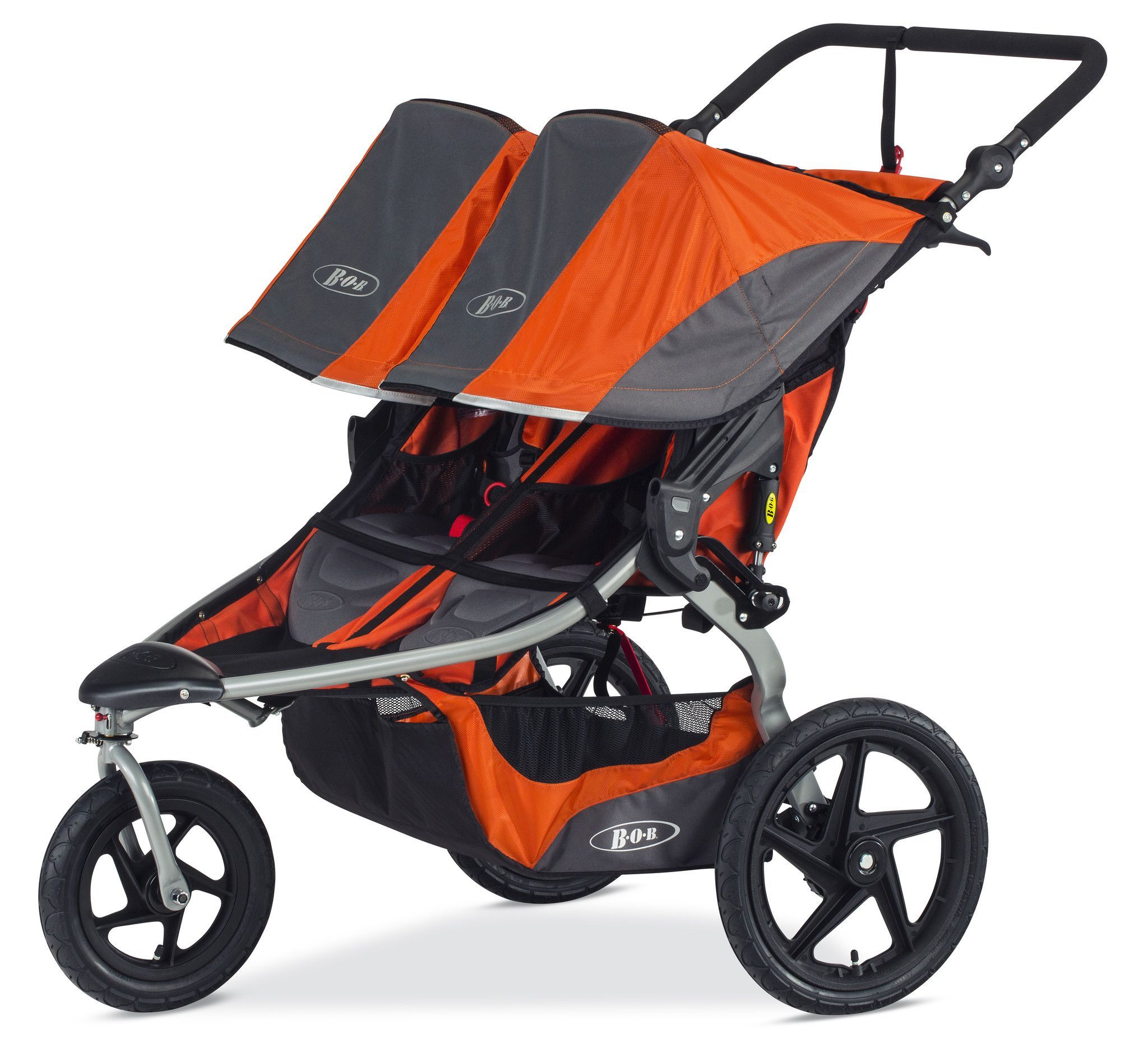 Revolution Flex 3.0 Duallie Stroller Parking, The ordinary
