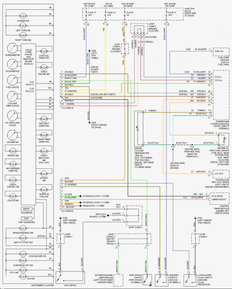 1998 dodge ram 2500 fuel pump wiring diagram 06 bmw 330i