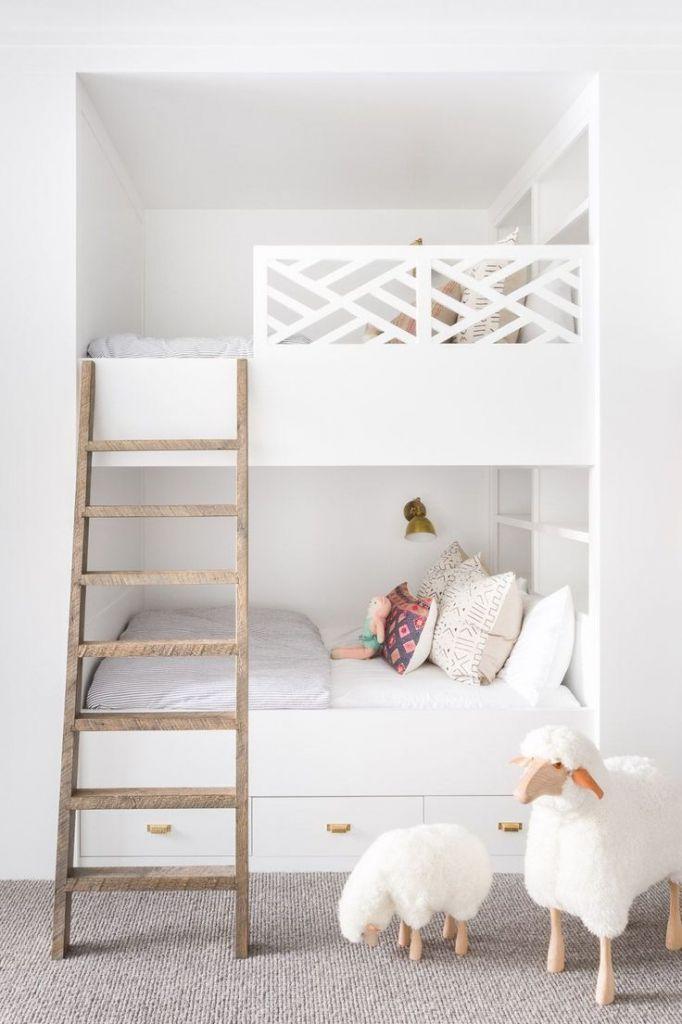1 chambre pour 2 enfants  30 idées pour lu0027aménager - Amenager Une Chambre D Enfant
