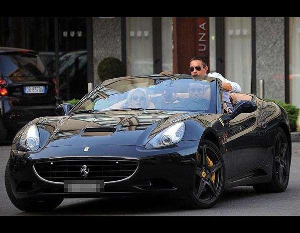 Famous People Who Own Ferraris Celebrity Cars Classic Cars Ferrari California