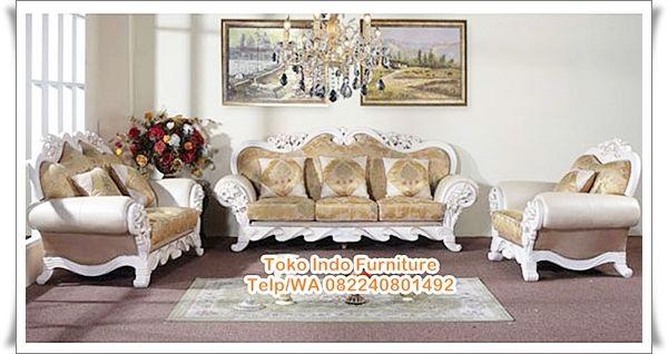 Cat Ruang Tamu Contoh Sofa Daftar Harga