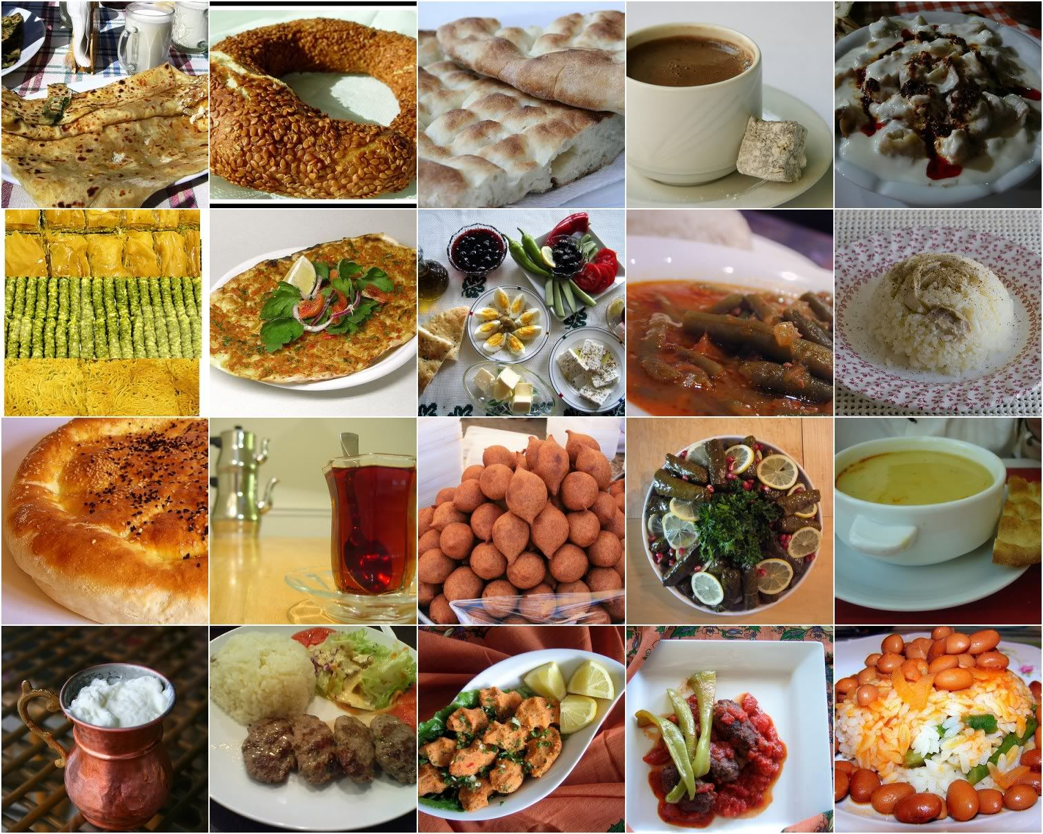 Simple Living and Eating: Healthy Eating: Turkish Delights: The Food of Turkey