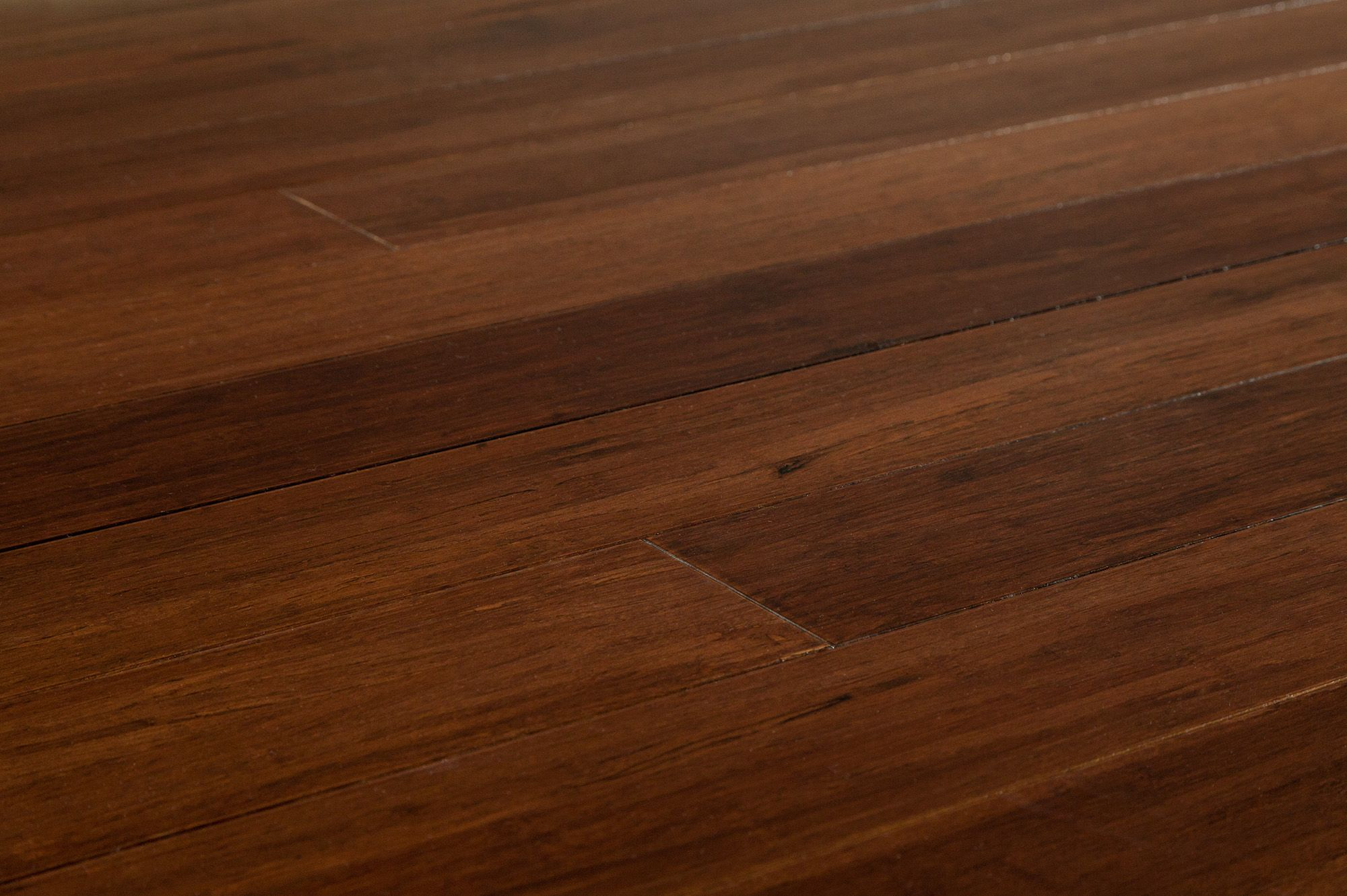 Yanchi Stained T G Solid Strand Woven Bamboo Flooring Eco
