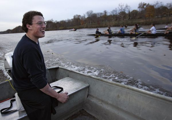 00af19c2756 WCC member Blake Haxton continues to inspire us. Rowing Team