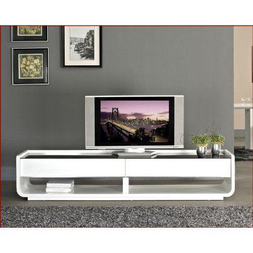Amazon.com: Modern White TV Console BM603-WHT: Home & Kitchen