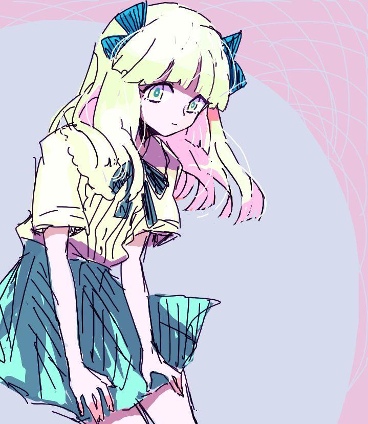 35 from Elfen Lied | Elfen Lied | Anime, Manga, Cartoon styles